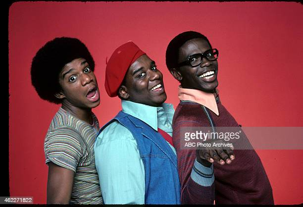 Cast Gallery - Airdate: November 11, 1976. L-R: HAYWOOD NELSON;FRED BERRY;ERNEST THOMAS