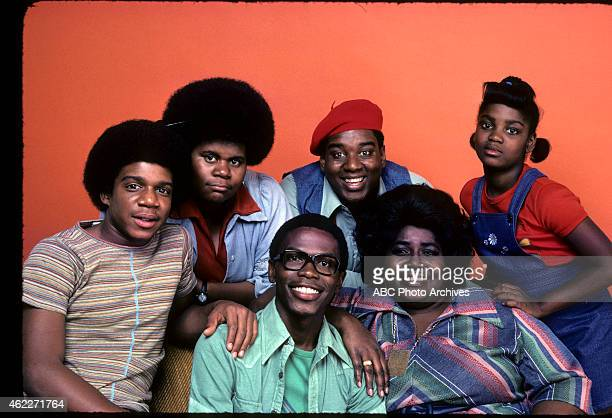 Cast Gallery - Airdate: November 11, 1976. L-R: HAYWOOD NELSON;SHIRLEY HEMPHILL;ERNEST THOMAS;FRED BERRY;MABEL KING;DANIELLE SPENCER