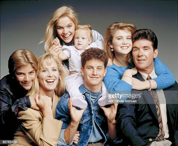 PAINS cast gallery Season Five 9/20/89 Jeremy Miller Joanna Kerns Julie McCullough Kristen/Kelsey Dohring Kirk Cameron Tracey Gold Alan Thicke