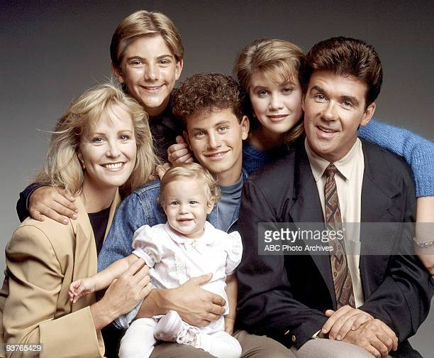 PAINS cast gallery Season Five 9/20/89 Joanna Kerns Jeremy Miller Kristen/Kelsey Dohring Kirk Cameron Tracey Gold Alan Thicke