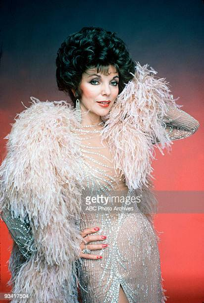 DYNASTY cast gallery Season Four 10/4/83 Joan Collins