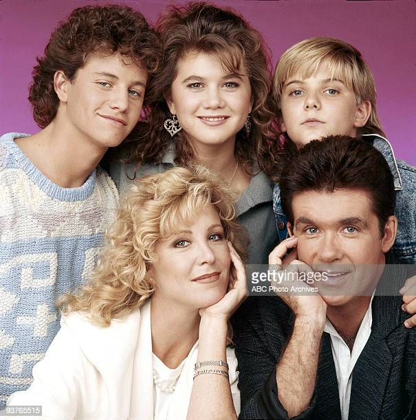 PAINS cast gallery Season Three 10/14/87 Kirk Cameron Joanna Kerns Tracey Gold Jeremy Miller Alan Thicke