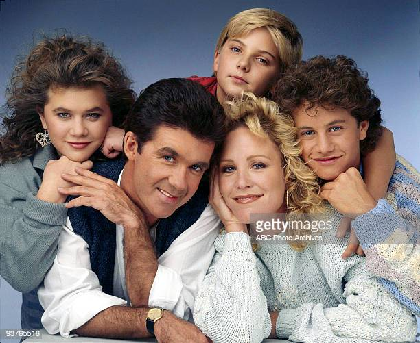 PAINS cast gallery Season Three 10/14/87 Tracey Gold Alan Thicke Jeremy Miller Joanna Kerns Kirk Cameron