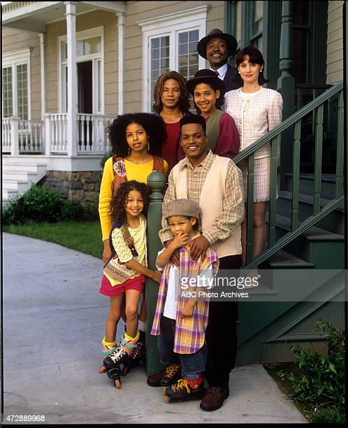 April 6 1994 FIRST ROW JAKE SMOLLETTRALPH LOUIS HARRISJUSSIE SMOLLETTKIMBERLEY KATES SECOND ROW JURNEE