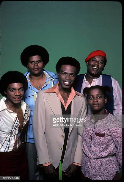 Cast Gallery - Shoot Date: August 29, 1978. L-R: HAYWOOD NELSON;SHIRLEY HEMPHILL;ERNEST THOMAS;FRED BERRY;DANIELLE SPENCER