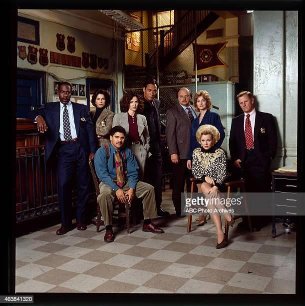 February 8 1996 JAMES MCDANIELJUSTINE MICELINICHOLAS TURTURROKIM DELANEYJIMMY SMITSDENNIS FRANZSHARON LAWRENCEGAIL O
