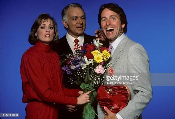 Cast Gallery - Shoot Date: March 30, 1984. MARY CADORETTE;ROBERT MANDAN;JOHN RITTER