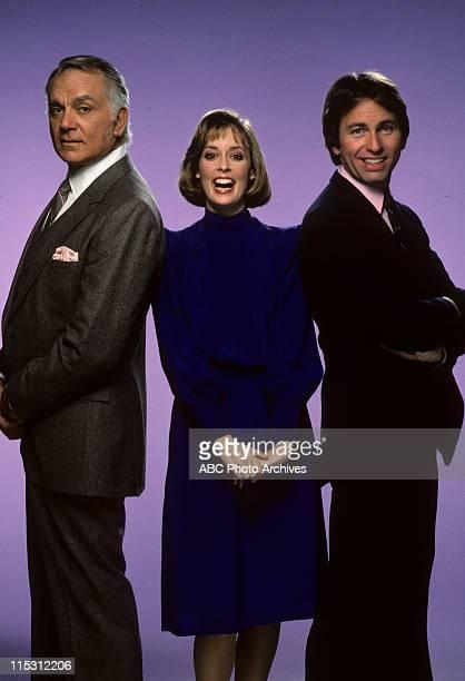 Cast Gallery - Shoot Date: March 30, 1984. ROBERT MANDAN;MARY CADORETTE;JOHN RITTER