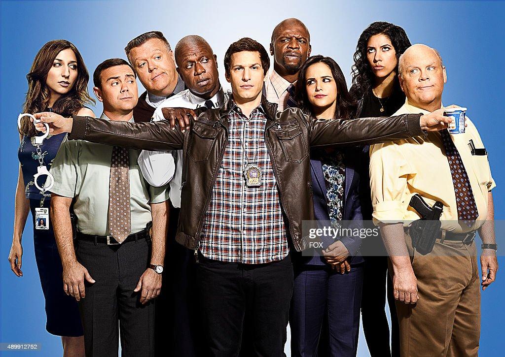 "FOX's ""Brooklyn Nine-Nine"" - Season Three : ニュース写真"