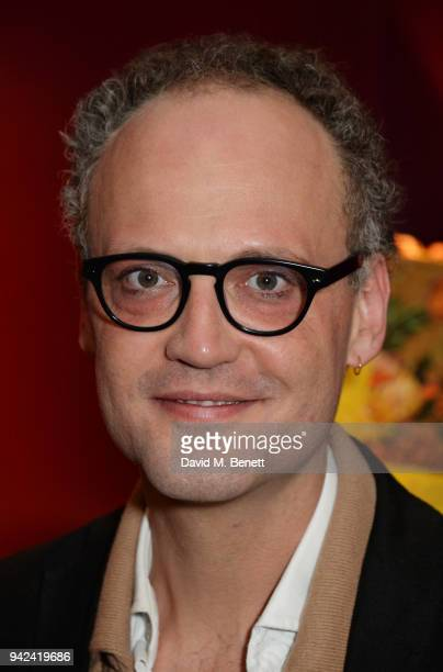 Cast member Alex Beckett attends the press night after party for 'The Way of the World' at The Hospital Club on April 5 2018 in London England