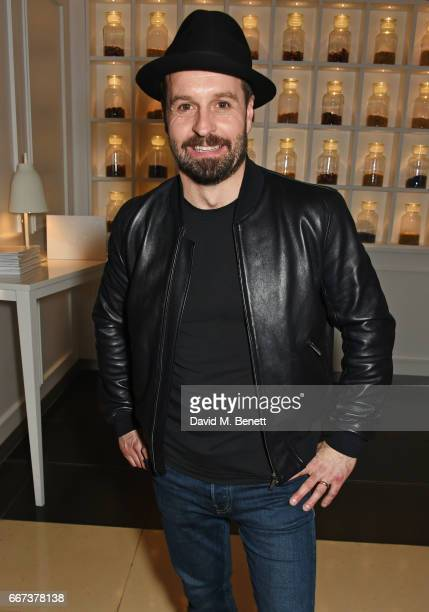 Cast member Alfie Boe attends the press night after party for the English National Opera's production of Rodgers Hammerstein's Carousel at St Martins...