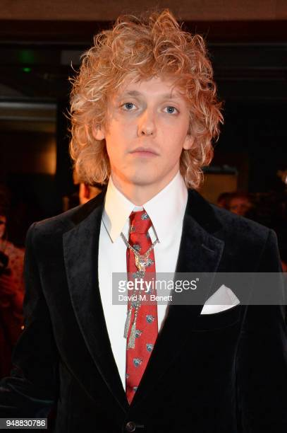 Cast member Andrew Polec attends the Gala Night after party for 'Bat Out Of Hell The Musical' at the Bloomsbury Ballroom on April 19 2018 in London...