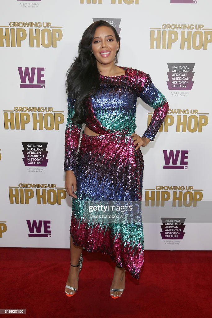 "WEtv's Exclusive Premiere Of ""Growing Up Hip Hop"": Season 3"