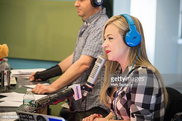 Cast Member Bethany Watson attends The Elvis Duran Z100 Morning Show at Z100 Studio on September 15 2015 in New York City