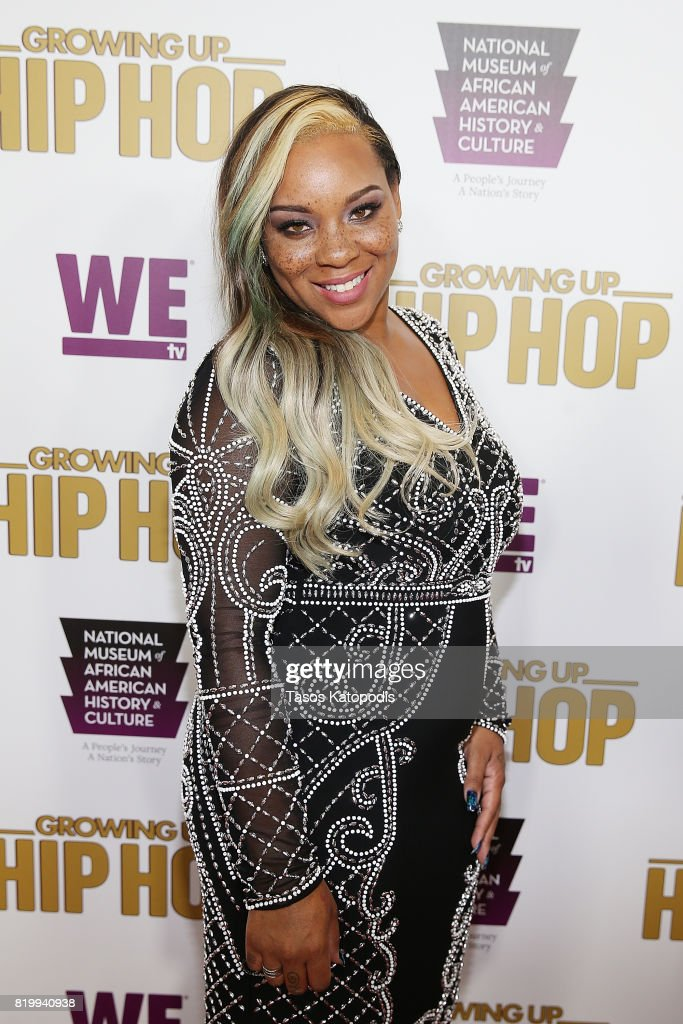 "WEtv's Exclusive Premiere Of ""Growing Up Hip Hop"": Season 3 : News Photo"