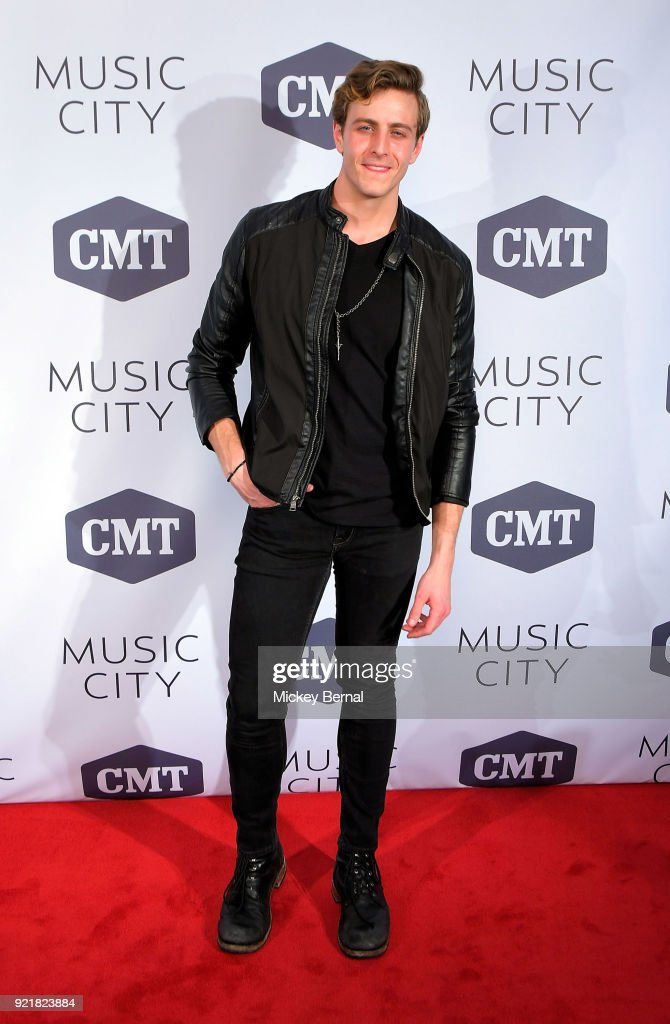 CMT's 'Music City' Premiere Party : News Photo