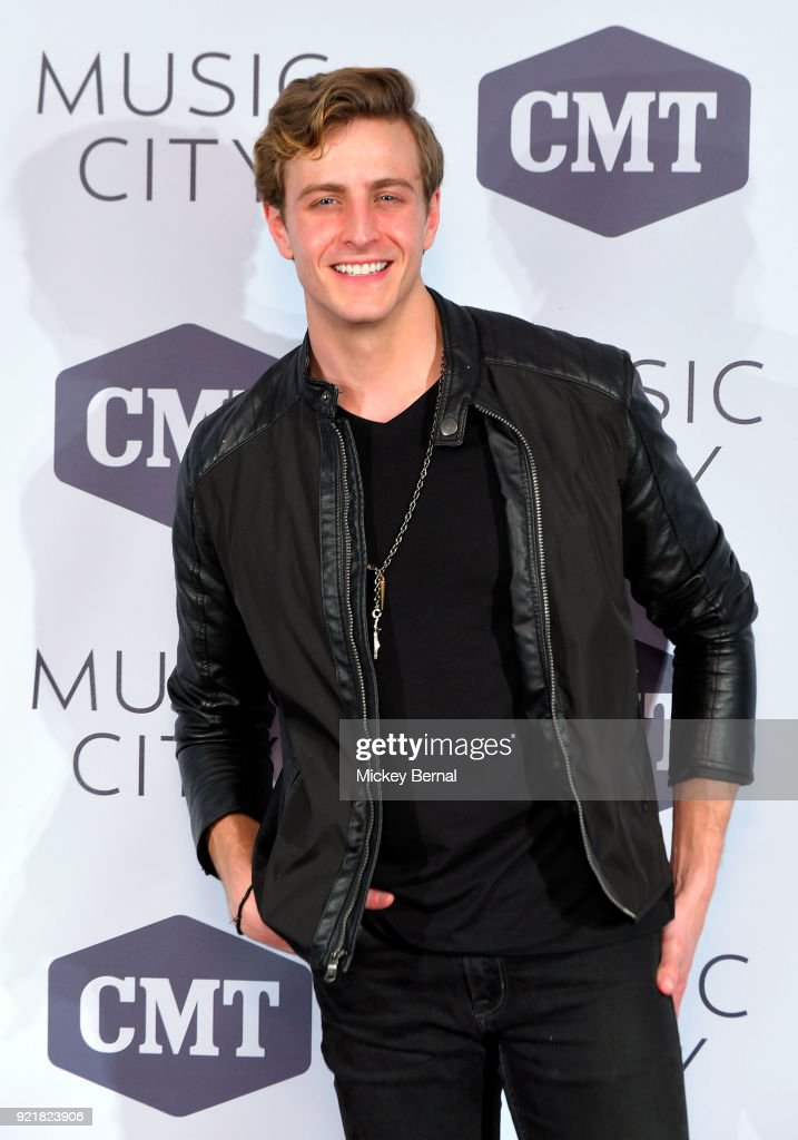 Cast member Bryant Lowry attends CMT's 'Music City' Premiere Party at The Back Corner on February 20, 2018 in Nashville, Tennessee.