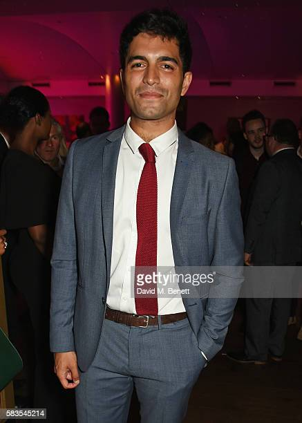 Cast member Charlie de Melo attends the press night after party for 'Breakfast at Tiffany's' at the The Haymarket Hotel on July 26 2016 in London...
