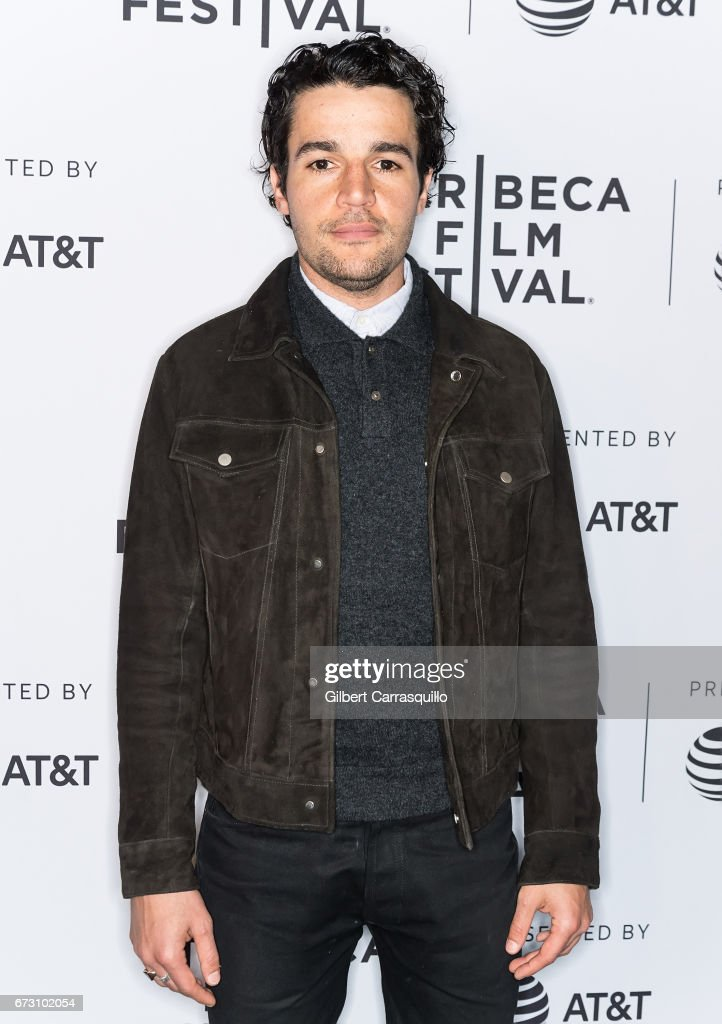 Cast member Christopher Abbott attends 'The Sinner' premiere during 2017 Tribeca Film Festival at SVA Theatre on April 25, 2017 in New York City.