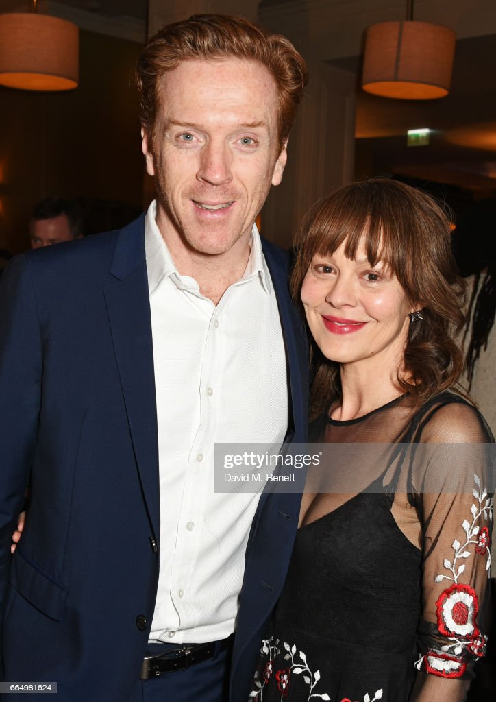 """Edward Albee's """"The Goat, Or Who Is Sylvia?"""" - Press Night - After Party : News Photo"""