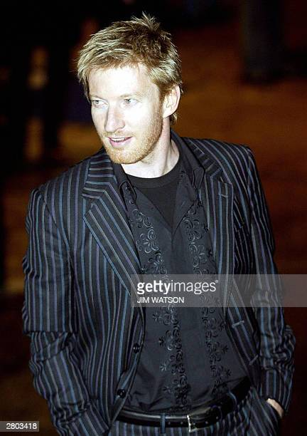 Cast member David Wenham arrivbes at the UK Gala Premiere of 'Lord of the Rings Return of the King' at the Odeon Leicester Square in London 11...