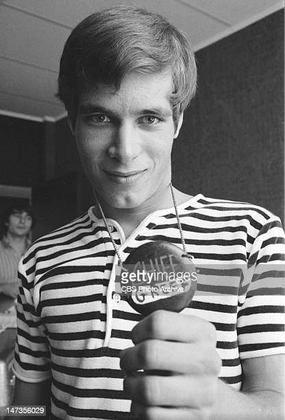 SONS cast member Don Grady has a fourpiece combo band called 'Don Grady's Greefs' Don displays a badge as Chief Greef Image dated May 17 1966