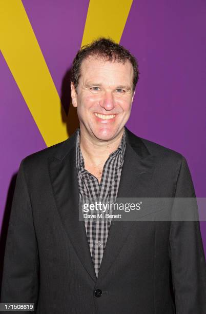 Cast member Douglas Hodge attends an after party celebrating the press night performance of 'Charlie And The Chocolate Factory' at The Grand...