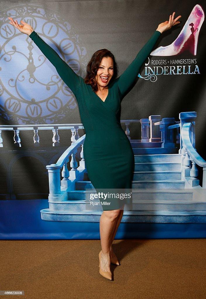 """""""Roger & Hammerstein's Cinderella"""" Center Theatre Group/Ahmanson Theatre Opening"""