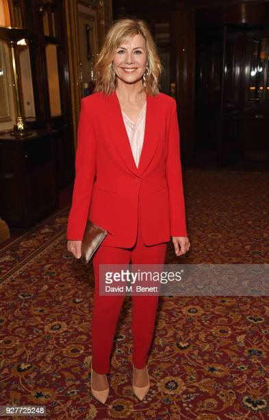 Cast member Glynis Barber attends the press night after party for The Best Man at The Royal Horseguards Hotel on March 5 2018 in London England