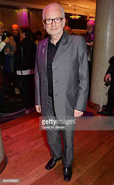 """Cast member Ian McDiarmid attends an after party following the press night performance of """"Bakersfield Mist"""" at the Trafalgar Hotel on May 27, 2014..."""