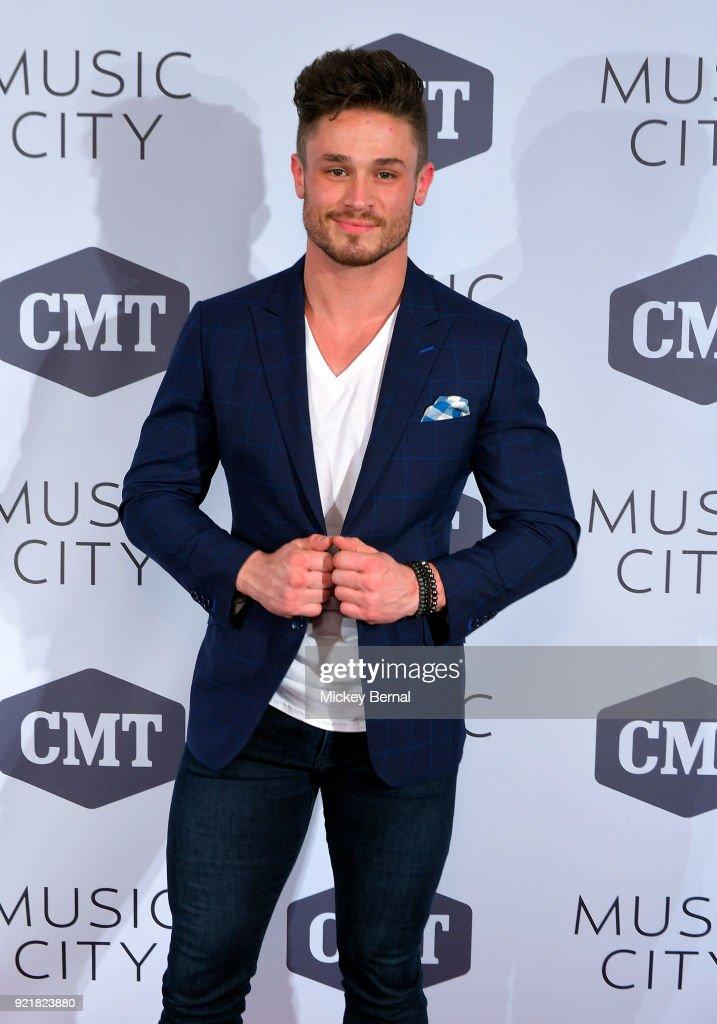 CMT's 'Music City' Premiere Party : News Photo