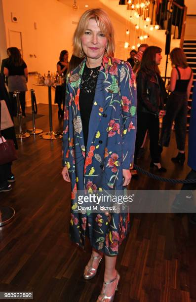 Cast member Jemma Redgrave attends the press night performance of Mood Music at The Old Vic Theatre on May 2 2018 in London England