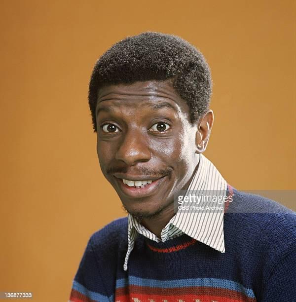 Cast member Jimmie Walker . Image dated 1976.