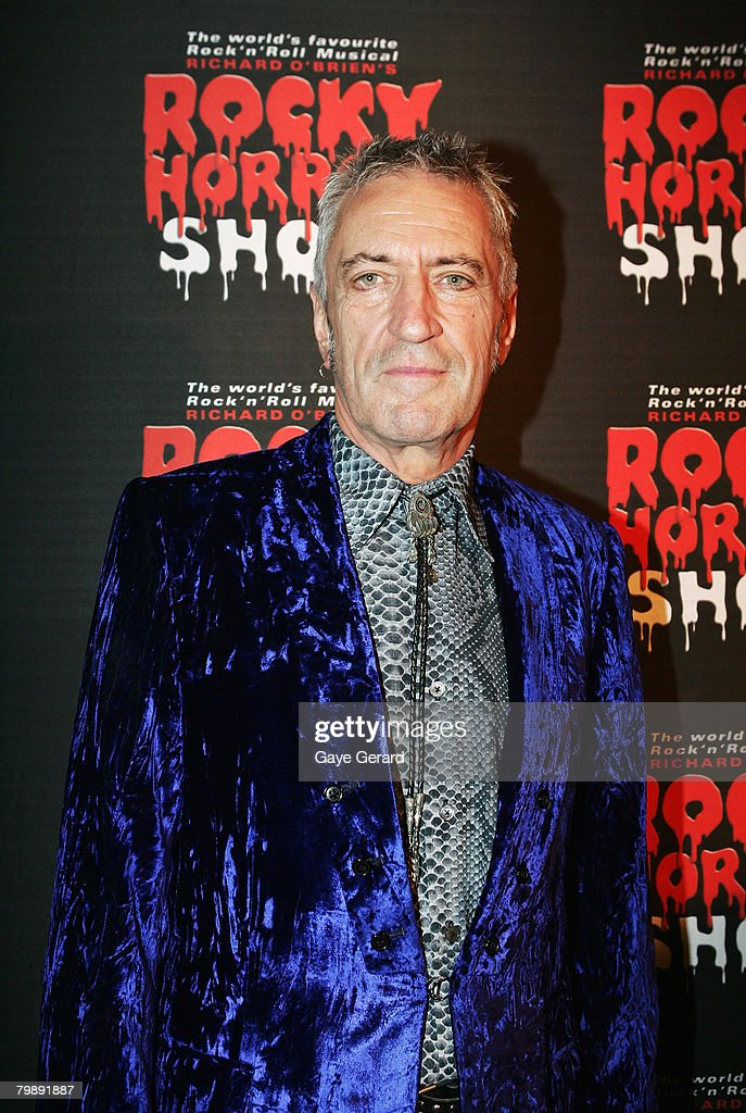 The Rocky Horror Show Opens In Sydney - Party