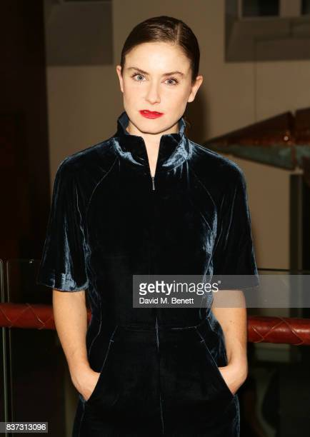 Cast member Judith Roddy attends the press night after party of Knives In Hens at The Hospital Club on August 22 2017 in London England