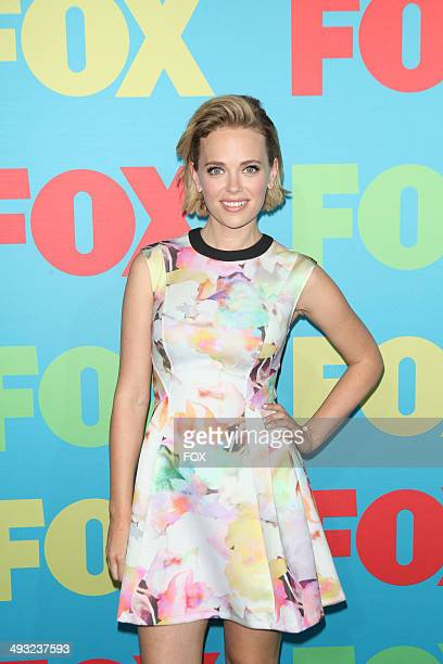 HOLLOW cast member Katia Winter during the FOX 2014 FANFRONT event at The Beacon Theatre in NY on Monday May 12 2014