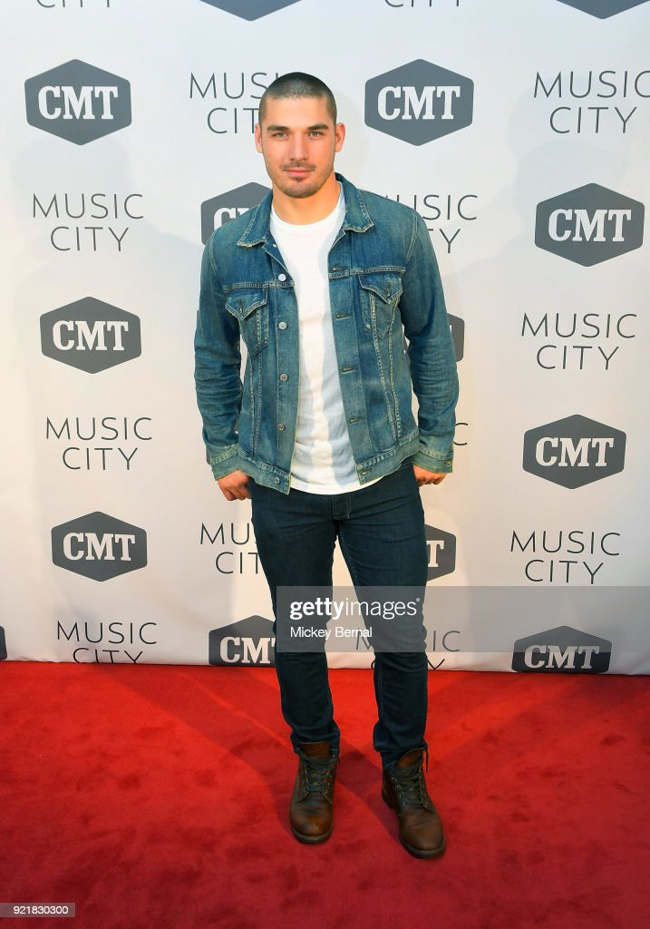Cast member Kerry Degman attends CMT's 'Music City' Premiere Party at The Back Corner on February 20, 2018 in Nashville, Tennessee.