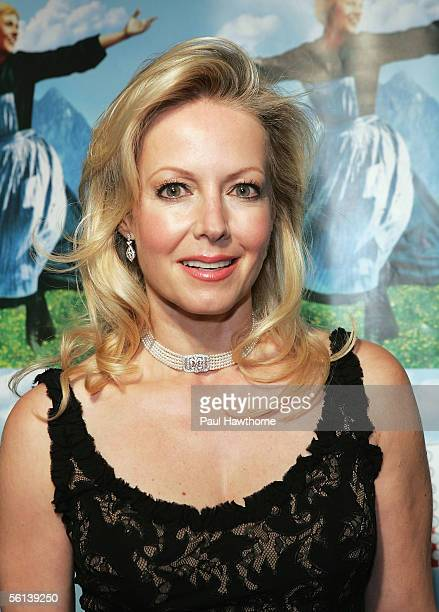 Cast member Kym Karath attends The Sound of Music 40th Anniversary Special Edition DVD Cast Reunion at The Tavern on the Green on November 10 2005 in...
