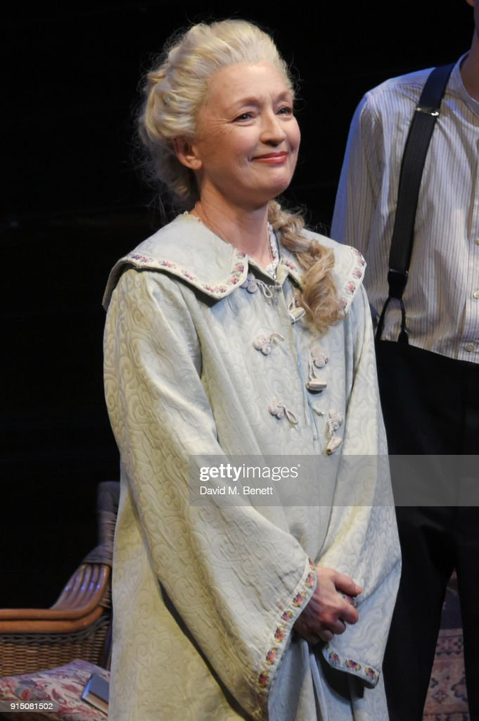 """Long Day's Journey Into Night"" - Press Night - Curtain Call"
