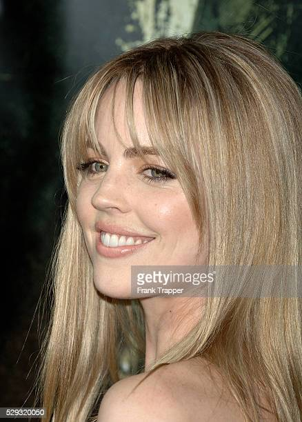 Cast Member Melissa George arrives at the premiere of 'The Amityville Horror' at the Arclight Cinerama Dome