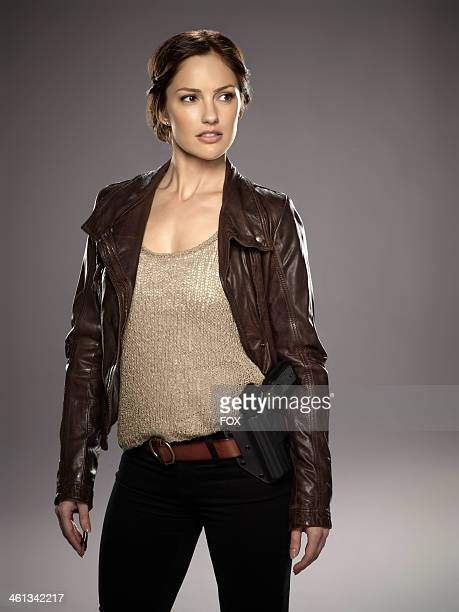 Cast member Minka Kelly. ALMOST HUMAN will have a special two-night series premiere on Sunday, Nov.17 and Monday Nov. 18, 2013 on FOX.