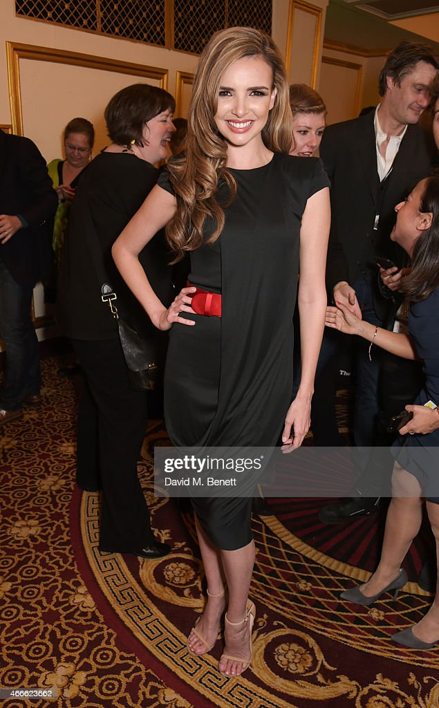 Cast member Nadine Coyle attends the after party following the Gala Performance of 'Lord Of The Dance: Dangerous Games' at The Dominion Theatre on March 17, 2015 in London, England.