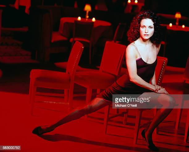 Cast member of Chicago by John Kander and Fred Ebb