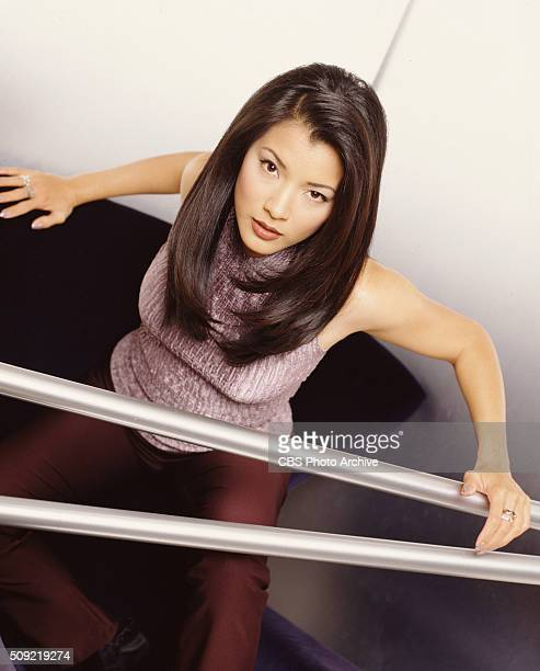 Cast member of Martial Law Kelly Hu Image dated March 1 1999