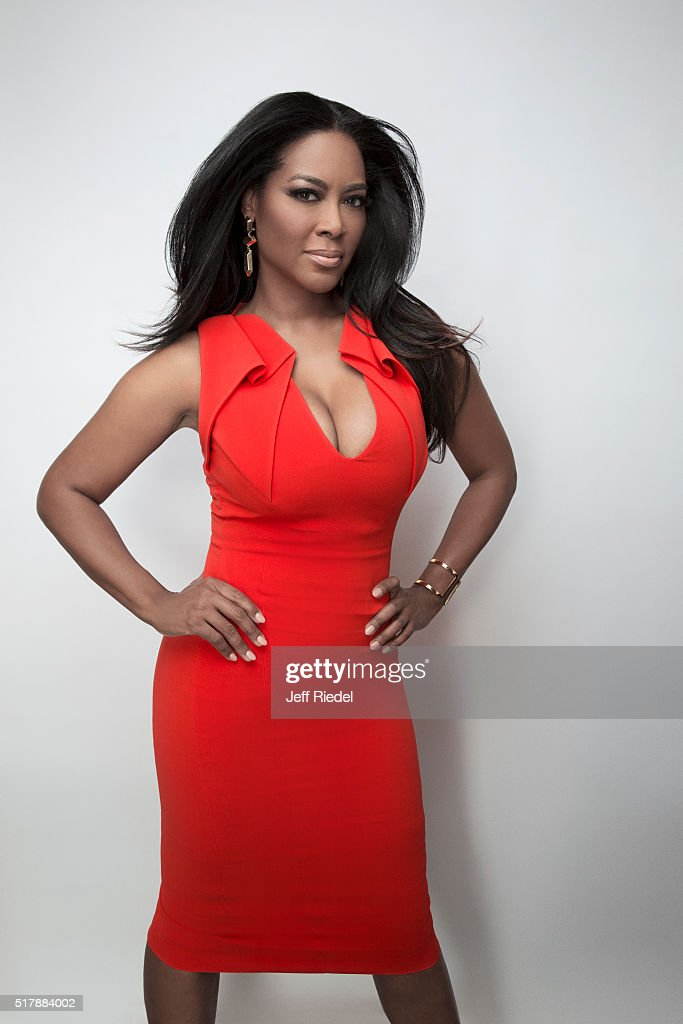 Kenya Moore, TV Guide Magazine, January 16, 2015