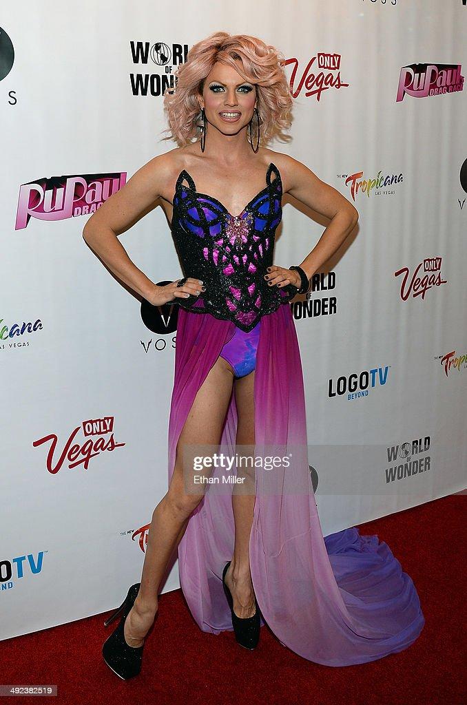 """RuPaul's Drag Race"" Season Six Finale : News Photo"