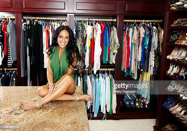 Melissa gorga stock photos and pictures getty images for Where do real housewives of new jersey live