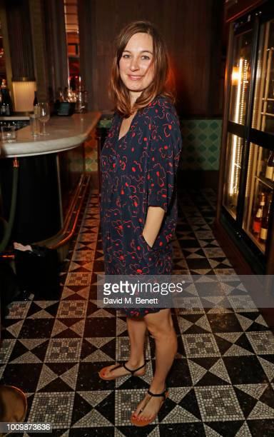 Cast member Pippa Nixon attends the press night after party for 'The Importance Of Being Earnest' at Smith Wollensky on August 2 2018 in London...