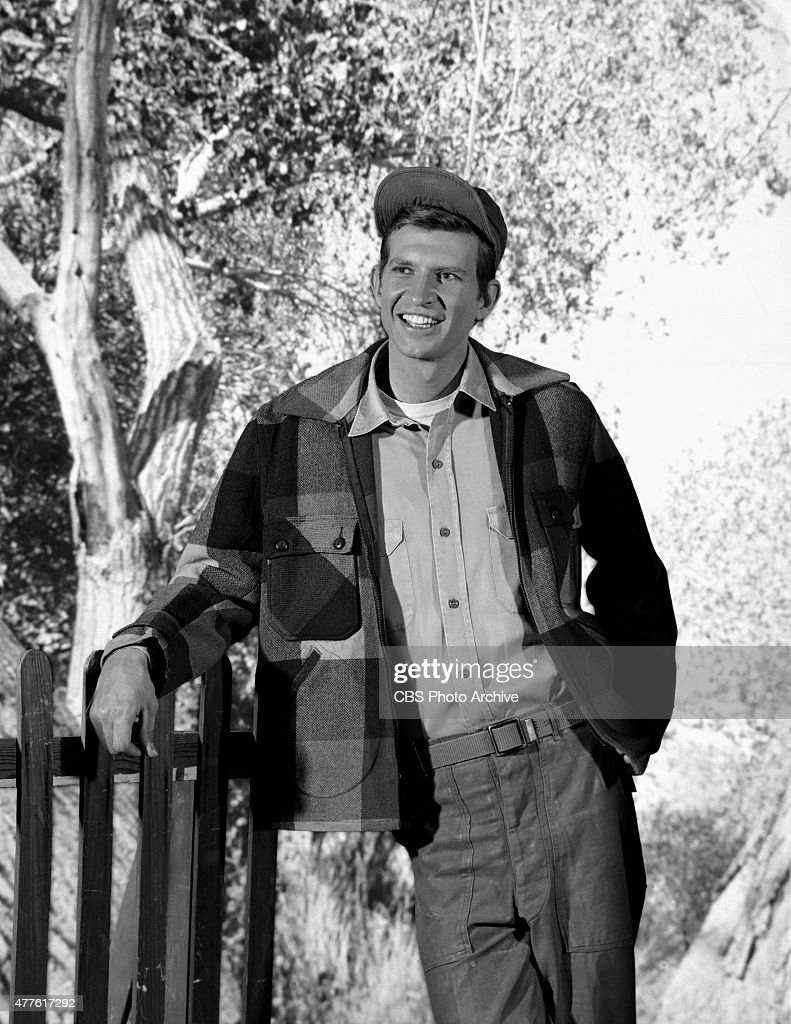 ACRES cast member Tom Lester as Eb Dawson. Neg dated 1966.