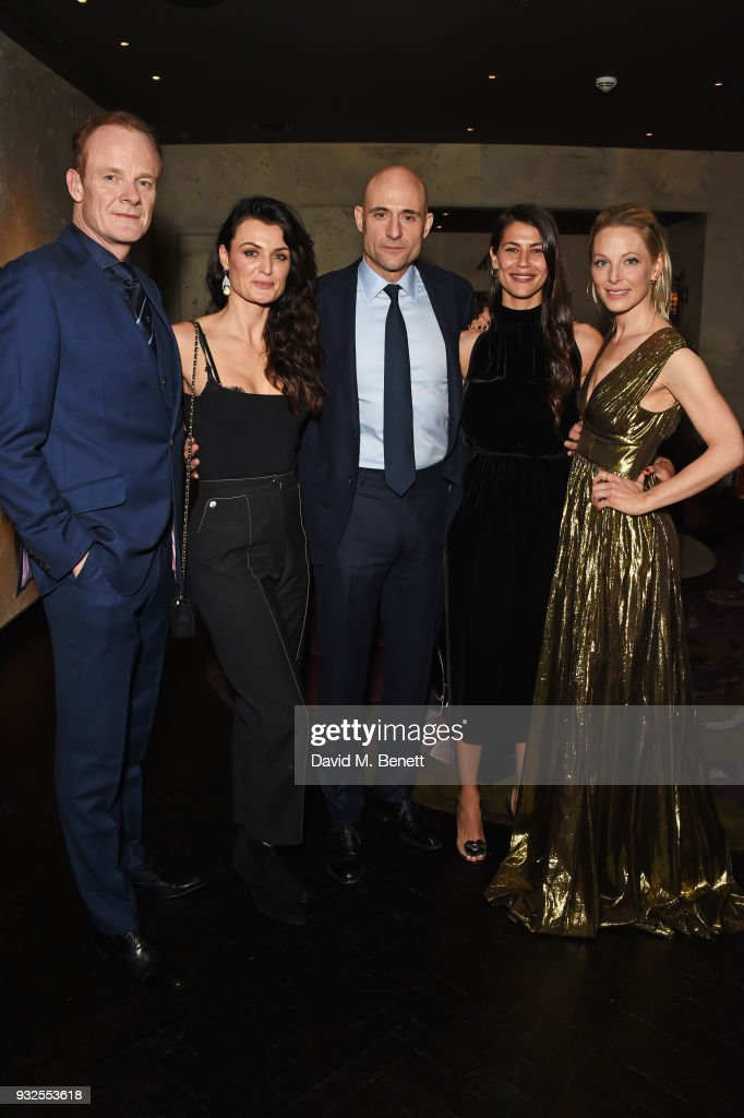 The Global Premiere Of Fox Networks Group's DEEP STATE - After Party : News Photo